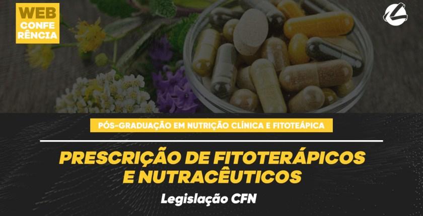 Prescrição de Fitoterápicos